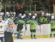 """""""Mogo"""" ar 5:2  pārspēj """"Kurbads"""" hokejistus un izlīdzina finālsērijas rezultātu"""