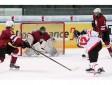Latvijas U18 izlasei neveiksmīgs otrais periods un zaudējums Kanādas vienaudžiem