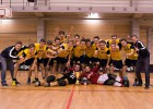 "Foto: Jaunā junioru čempione - ""FS Masters/Ulbroka"""