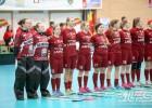 Foto: Mūsu izlase sakauj ungārietes un kvalificējas finālturnīram