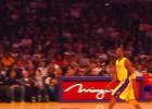 """Kā """"Lakers"""" apspēlēja """"Timberwolves""""..."""
