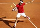 Federeram komfortabla uzvara pret Monfīsu, pusfinālā jātiekas ar Džokoviču