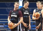 Video: Vācieši trenējas sekstetā, Latvija gatavojas Dirkam