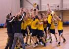 "Jaunā junioru čempione - ""FS Masters/Ulbroka"", bronzu izcīna ""CPSS/Lekrings"""