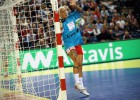 Dānija pārsteidz un uzvar Ungāriju, Norvēģija - pusfinālā