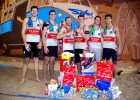 Pļaviņš un Puķītis turpina dominēt ELKOR Sport pludmales volejbola līgā