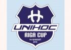 """Ārzemju komandas aktīvi aizpilda vietas """"Unihoc Riga Cup 2015"""" turnīrā"""