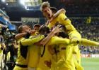 """""""Liverpool"""" zaudē pēdējā minūtē, """"Sevilla"""" izrauj 2:2 Ukrainā"""