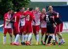 """Līderis """"Spartaks"""" rezultatīva futbola gaidās uzņems """"Mettu/LU"""""""