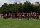 Latvijas lakrosa izlasei 9. vieta Eiropas čempionātā