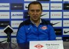 """Video: Ševļakovs: """"Nevainojam Jurkovski zaudējumā - kļūdas gadās visiem"""""""