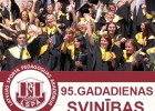6. septembrī LSPA ar svinīgu pasākumu un salidojumu svinēs 95. gadadienu