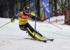 Kristaps Zvejnieks izcīna astoto vietu milzu slalomā
