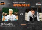 Tiešraide: Sporta raidījums #Pendele ar Valdi Valteru un Edgaru Buļu