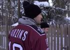Video: Dārziņš un Lipsbergs iejūtas kurjeru ādā un pārsteidz cilvēkus