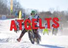 Tiek atceltas Lēdmanē plānotās Latvijas skijoringa čempionāta sacīkstes
