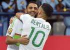 Mahrezam divi vārti, Zimbabve izlaiž uzvaru pār Alžīriju