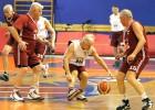 Maksibasketbola čempionātā aizvadītas turnīra otrās daļas pirmās spēles
