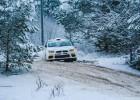 """Vorobjova/Pūķa ekipāžai pirmais starta numurs """"Halls Winter"""" rallijā"""
