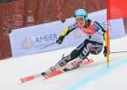 Gedra un Zvejnieks sadala uzvaras FIS slalomā, Bondarei divkāršs panākums