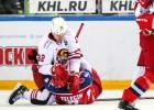 Video: Kulda asistē pret CSKA un kaujas