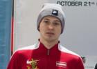 Latvijas junioru stafetes komandai zelts Beļģijā