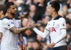 ''Tottenham'' bez Keina spraigā cīņā uzvar ''Southampton''