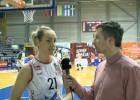 """Video: Jākobsone - Pelse: """"Ģimene atbalstīja lēmumu atgriezties basketbolā"""""""