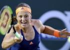 Ostapenko nokļūst uzvaras attālumā no Štutgartes WTA pamatturnīra