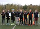 Latvijas Universiādes frisbija turnīrā uzvar RTU un LSPA
