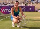 Sevastova Maljorkā izcīna otro WTA titulu