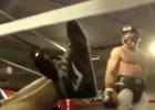 Video: Makgregors izrēķinās ar sparingpartneri, gatavojoties cīņai pret Meivezeru