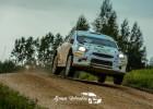 Vorobjova/Pūķa ekipāža uzvar Lietuvas ''DHL Rally Elektrenai'' rallijā, Belokoņam kūlenis