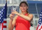 """Divu ASV spēlētāju fināls arī """"US Open"""" meiteņu turnīrā"""