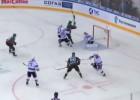"""Video: Septiņi zaudēti vārti un """"Dinamo"""" devītais zaudējums pēc kārtas"""