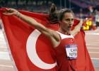 Londonas olimpisko spēļu čempionei piešķirta mūža diskvalifikācija