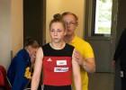 Svarcēlāja Ivanova triumfē U15 Eiropas čempionātā