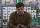 """Video: Riherts: """"Valmiera pierādīja, ka latviešu puikas māk spēlēt futbolu!"""""""