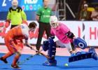 Argentīnas hokejisti izcīna pirmo uzvaru un spēlēs pusfinālā