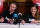 Norvēģijā vēsturiska vienošanās: sieviešu un vīriešu izlases turpmāk saņems vienādu finansējumu