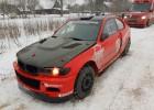 Lietuvietis ''Rally Alūksne'' startēs ar 440 Zs jaudīgu pilnpiedziņas BMW (+video)