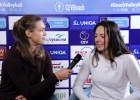 "Video: ""European Masters"" sudraba medaļnieces aprunājas angļu valodā"
