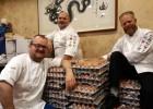Phjončhanā norvēģiem piegādā 15 tūkstošus olu