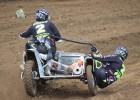 Trīs latviešu pārstāvētas ekipāžas sāks pasaules čempionātu blakusvāģu motokrosā