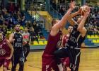 Šoks Jelgavā: RSU ceturtdaļfinālā izslēdz LBL2 čempionus