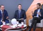 Video: LFF kandidātu diskusija: Kļaviņš dodas talkā Ļašenko cīņā pret Gorkšu