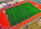 Valdība sadala gandrīz 6 miljonus deviņu sporta objektu attīstībai