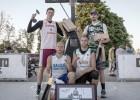 """""""Kurzemes strogonova"""" 3x3 basketbolisti no Kuldīgas dosies uz Grīziņkalnu"""
