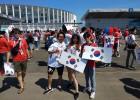 5. diena: nejauši satikt Korejas leģendu Paku un redzēt darbībā VAR
