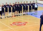 U20 volejbola izlase, gatavojoties izšķirošajai EČ atlasei, divreiz zaudē Somijai